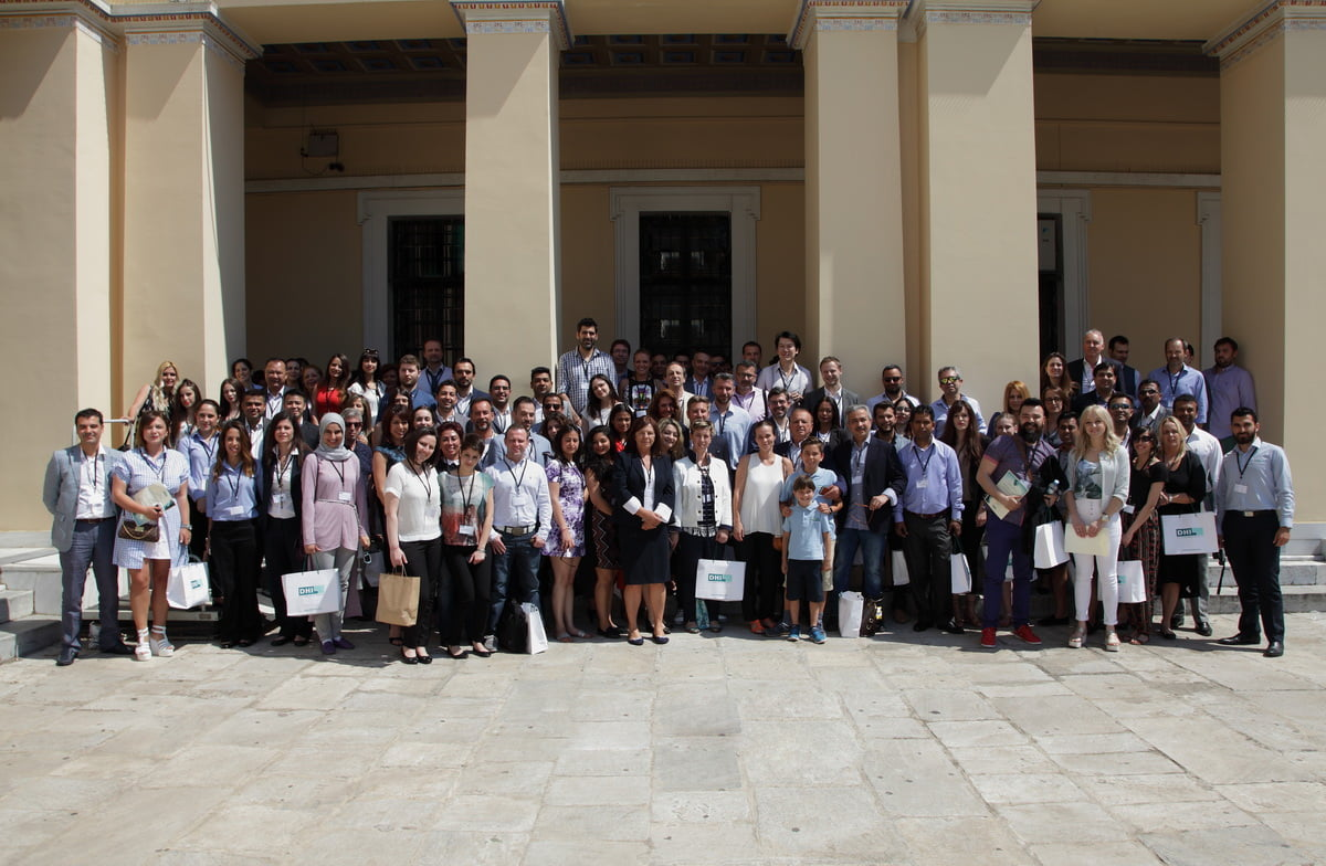DHI Academy Masters Meeting- University of Athens, 28 & 29 May 2016