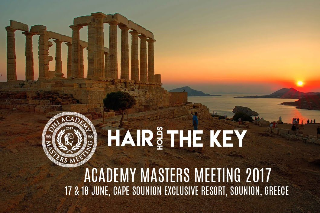 Academy Masters Meeting 2017 – Hair Holds The Key