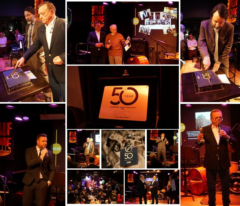 New Years Celebration – 50 Years DHI Global Medical Group