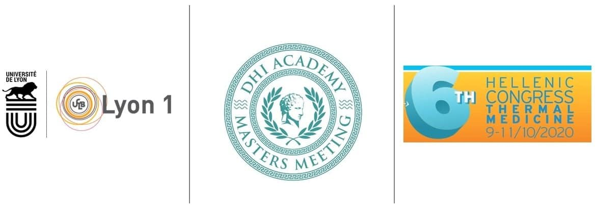 DHI at the University of Lyon, Hellenic Congress Thermal Medicine and the Academy Masters Meeting!